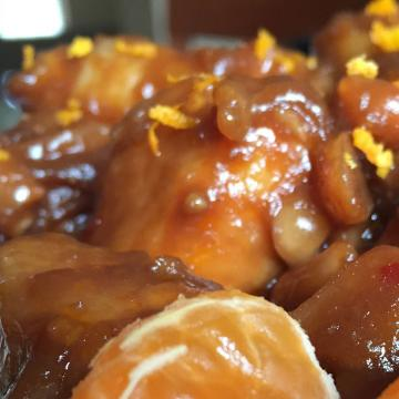 Thumbnail for Spicy Thai Orange Chicken