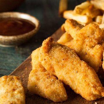 Thumbnail for Crispy Chicken Strips